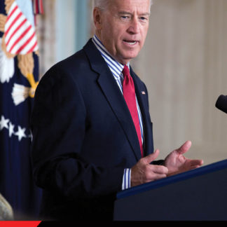joe biden trading card
