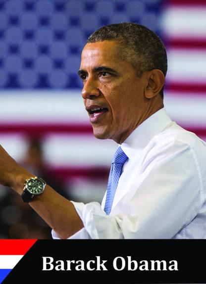 barack obama trading card