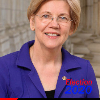 Elizabeth Warren trading card