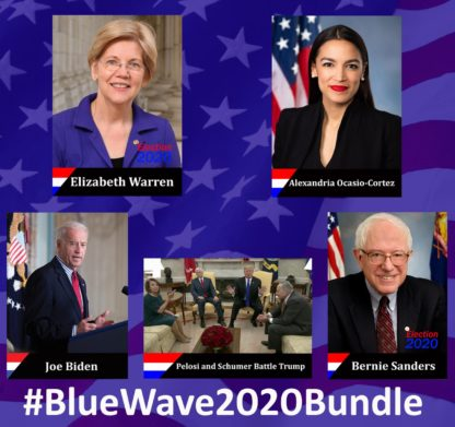 2020 Democrat Blue Wave Bundle